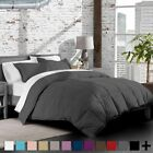 Down Alternative Comforter Set Twin, Full/Queen or King Size Premium 1800 Series image