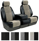 Alcantara Coverking Custom Seat Covers for Toyota Sequoia