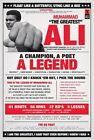 Muhammad Ali Poster A Champion, A Poet, A Legend 61x91.5cm