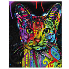 Colorful Animal Landscape Wall Art Oil Painting Canvas Picture Bedroom Art Decor