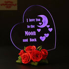 Mothers Day Gift for Mom Women Girls Ladies??Love LED Light Gifts Home Decor