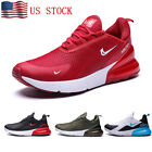 Men's Flyknit Sneakers Air Cushion Tennis Shoes Casual Athletic Running Shoes US