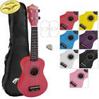 Купить Tiger Beginner Soprano Ukulele & Free Bag