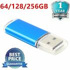 64GB 128GB 256GB USB 20 Flash Drive Memory Thumb Key Stick Pen Storage