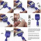 For Samsung S3 Smart Stainless Steel Chain Watch Strap WE