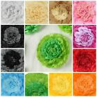 12 16 20 in Paper Peony Flowers Wall Backdrop Party Event Wedding Decorations