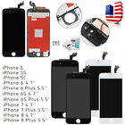AA iPhone X 5S 6 6s 7 Plus 7 8 Bonus Touch Screen lcd Digitizer Replacement Lot