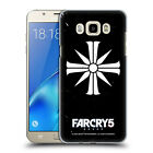 OFFICIAL FAR CRY 5 KEY ART AND LOGO HARD BACK CASE FOR SAMSUNG PHONES 3