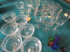 LENOX CRYSTAL GLASSES ANTIQUE, SEQUOIA, SOLITAIRE PATTERN GLASSES   PICK ONE