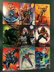 1992 Marvel Masterpieces BASE Card Singles PICK 4 Set (Used in 2016 Buyback) NM image