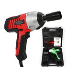 Automobile Tire Electric Impact Wrenches  1/2'' Car Electric DC 12V 4800rpm BEST
