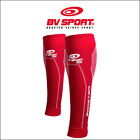 Manchons de compression BV SPORT BOOSTER ELITE 110 010 - rouge - taille L