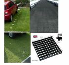 Grass Grid Plastic Paving Driveway Turf Gravel Protector Multi Use Trendy Mat