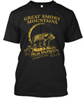 Great Smoky Mountains Solar Eclipse Tee T-Shirts US 100% cotton Men's trend 2019
