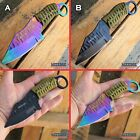 "BUCKSHOT HUNTING KNIVES 7.5"" FIXED BLADE FISHING SURVIVAL Knife w/Sheath"