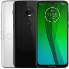 MOTOROLA MOTO G7 XT1962-4 4/64GB Dual Sim ( Factory Unlocked) 12MP 6.2""