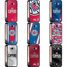 OFFICIAL NBA LOS ANGELES CLIPPERS BLACK HYBRID GLASS CASE FOR SAMSUNG PHONES on eBay