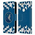 OFFICIAL NBA 2018/19 MINNESOTA TIMBERWOLVES LEATHER BOOK CASE FOR GOOGLE PHONES