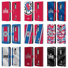 OFFICIAL NBA LOS ANGELES CLIPPERS LEATHER BOOK WALLET CASE FOR MOTOROLA PHONES 2 on eBay