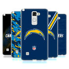 OFFICIAL NFL LOS ANGELES CHARGERS LOGO SOFT GEL CASE FOR LG PHONES 3 $17.95 USD on eBay