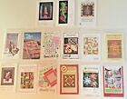 Внешний вид - NEW in Package Quilt Patterns: Holiday, Art & Traditional - You Choose (Set 9)