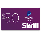 PayPal To Skrill Wire Transfer Direct bank deposit