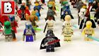 Lego Star Wars Minifigures Jedi Darth Vader Yoda Kylo Ren Sith  Blocks $2.0 USD on eBay