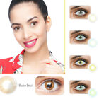 1Pair Yearly Use Colored Contact Lenses Multicolor Cosplay Masquerade Eye Vente