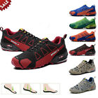 Salomon Men's Mountaineering Recreation Athletic Sneakers Outdoor Hiking Shoes