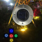 Solar Light Outdoor Solar In-Ground Light Waterproof Underground Buried Lamp