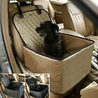 Waterproof Dog Pet Car Carrier Carry Storage Booster Seat Cover 2 in 1 Carrier