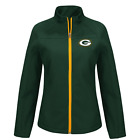 Green Bay Packers NFL Jacket Women's size Large or X-Large New w/Tag $57.99 USD on eBay