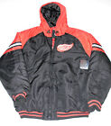 Detroit Red Wings Jacket, Lined & Hooded Men's size Large, Brand New w/Tag $89.99 USD on eBay