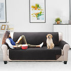 Quilted Pet Sofa Protector Throw Furniture Protector Cover Water Resistant UK