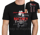 NEW Britney Spears Domination Tour 2019 with dates Men's Gildan T-Shirt S to 5XL