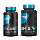 EFX Sports Kre-Alkalyn Pills | Most Trusted,100% pH-Correct Creatine Monohydrate