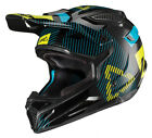 Leatt GPX 4.5 V19.2 Youth MX Offroad Helmet Black/Lime