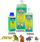 *NEW* QUIKO DAVINOVA LIQUID CALCIUM CONCENTRATE PARROTS POULTRY CAGE BIRDS SIZES