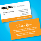 Amazon Seller Business Cards  FREE custom URL to your Amazon store  FREE SHIP