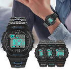 Men Boys Girls Outdoor Sports Multi-Function Electronic Swimming  Wrist Watch