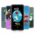 OFFICIAL RABBIDS CHARACTER ART SOFT GEL CASE FOR HTC PHONES 1