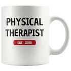Physical Therapist Gift, Physical Therapist Coffee Mug,Thank You, PT Graduation