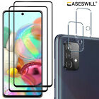 Samsung Galaxy A21S A11 A21 A31 A41 A51 A71 A20 Tempered Glass Screen Protector