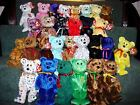 TY BEANIE BABY BEARS part 3 - R to W