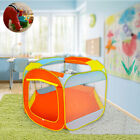 Folding Baby Safety Play Yard Tent Indoor Outdoor Playpen Portable Travel Bag