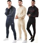 Men Spring Autumn Tracksuit Sets Two Piece Pullover Hoodies Zipper $52.07 USD on eBay