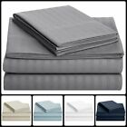 1800 Count Bamboo Egyptian Cotton Comfort Extra Soft Bed Sheet Set Deep Pocket image