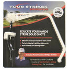 Tour Striker Educator Golf Swing Trainer Practice Aid Club Tool Grip Position