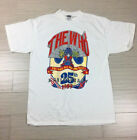 The Who vintage t shirt The Kids are Alright Tour 25th Anniversary 1989 New... image