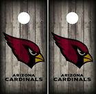 Arizona Cardinals Wood Cornhole Wrap NFL Skin Board Game Set Vinyl Decal CO03 on eBay